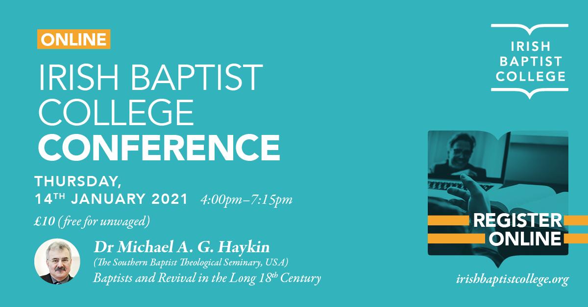 Image: irish-baptist-college-conference-online